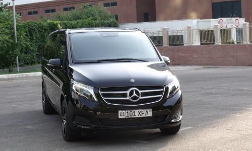 Mercedes Benz V-250